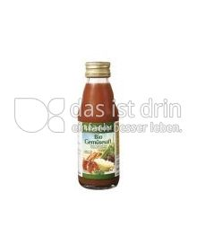 Produktabbildung: Rabenhorst Bio-Gemüsesaft Mini 125 ml