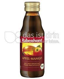 Produktabbildung: Rabenhorst Bio-Apfel-Mango Mini 125 ml