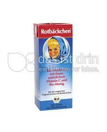 Produktabbildung: Rotbäckchen Klassik im Tetra Pak 330 ml