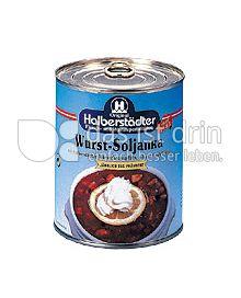 Produktabbildung: Halberstädter Wurst-Soljanka 800 g