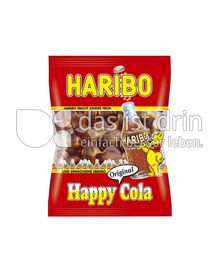 Produktabbildung: Haribo Happy Cola 200 g