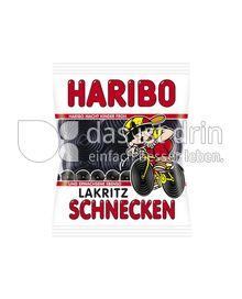 Produktabbildung: Haribo Lakritz Schnecken 200 g