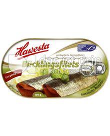 Produktabbildung: Hawesta Bücklingsfilets 190 g