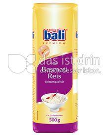 Produktabbildung: bali Basmati Spitze 500 g