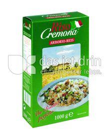 Produktabbildung: Riso Cremona Arborio - original italienischer Risottoreis 1 kg