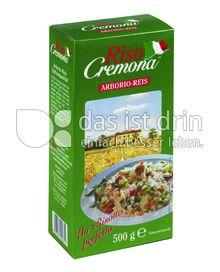 Produktabbildung: Riso Cremona Arborio - original italienischer Risottoreis 500 g