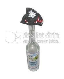 Produktabbildung: Alpen-Schnaps Steinbeisser Zwetschgen-Geschmack 0,02 l