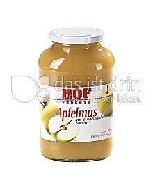 Produktabbildung: Hof Apfelmus 720 ml