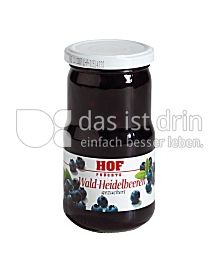 Produktabbildung: Hof Waldheidelbeeren 370 ml