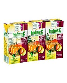 Produktabbildung: hohes C Multivitamin 600 ml