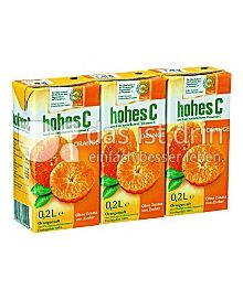 Produktabbildung: hohes C Orange 200 ml