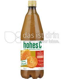 Produktabbildung: hohes C Orange mit Fruchtfleisch 1 l