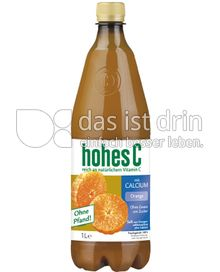 Produktabbildung: hohes C Orange mit Calcium 1 l