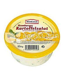 Produktabbildung: Homann Hamburger Kartoffelsalat 400 g