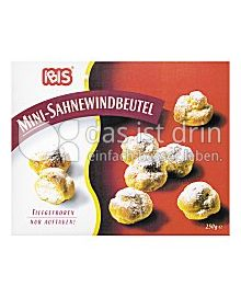 Produktabbildung: Ibis Mini-Windbeutel 250 g