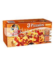 Produktabbildung: iglo 3 Pizzalini Salami
