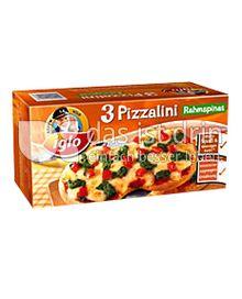 Produktabbildung: iglo 3 Pizzalini Rahmspinat
