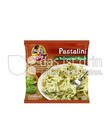 Produktabbildung: iglo Käpt'n iglo Pastalini in Tomatenrahm-Sauce