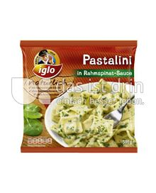 Produktabbildung: iglo Pastalini in Rahmspinat-Sauce 500 g