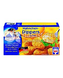 Produktabbildung: iglo Hähnchen Dippers 250 g