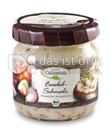 Produktabbildung: BIONOR Culinessa Zwiebel-Schmalz 150 g