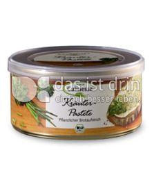 Produktabbildung: BIONOR Culinessa Pastete Kräuter 125 g