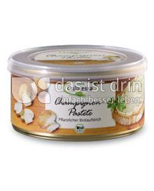 Produktabbildung: BIONOR Culinessa Pastete Champignon 125 g