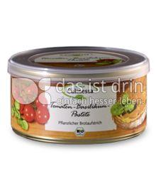 Produktabbildung: BIONOR Culinessa Pastete Tomate-Basilikum 125 g
