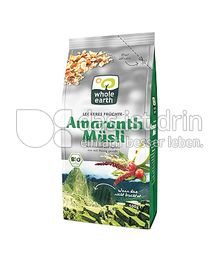 Produktabbildung: Whole Earth Amaranth Müsli 500 g