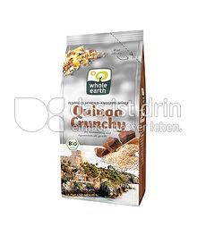 Produktabbildung: Whole Earth Quinoa Crunchy 375 g