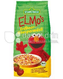 Produktabbildung: 123 Sesamstrasse Elmo's Knuspermüsli 350 g