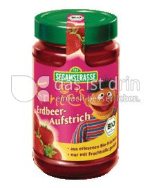 Produktabbildung: 123 Sesamstrasse Ernie's Erdbeer-Aufstrich 250 g