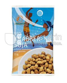 Produktabbildung: Landgarten Bio Knabber-Soja 35 g