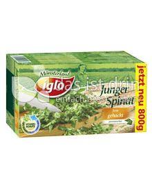 Produktabbildung: iglo Junger Spinat 800 g