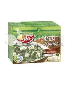 Produktabbildung: iglo Blattspinat Gorgonzola 300 g