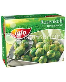 Produktabbildung: iglo Rosenkohl 450 g