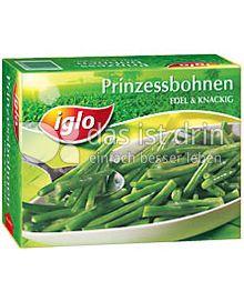 Produktabbildung: iglo Prinzessbohnen 300 g