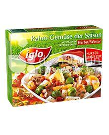 Produktabbildung: iglo Rahm-Gemüse der Saison Herbst/Winter 400 g