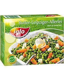 Produktabbildung: iglo Butter-Leipziger-Allerlei 300 g
