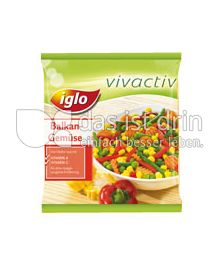 Produktabbildung: iglo vivactiv Balkangemüse 800 g