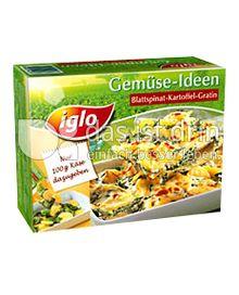 "Produktabbildung: iglo Gemüse-Ideen ""Blattspinat-Kartoffel-Gratin"""