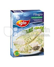 Produktabbildung: iglo Filegro in Kräutersauce 250 g