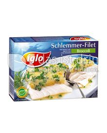 Produktabbildung: iglo Schlemmer-Filet Broccoli 380 g