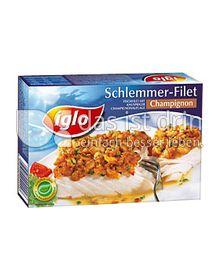 Produktabbildung: iglo Schlemmer-Filet Champignon 380 g