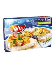 Produktabbildung: iglo Schlemmer-Filet Gemüsegarten 380 g