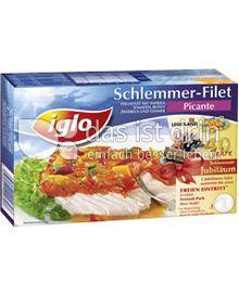 Produktabbildung: iglo Schlemmer-Filet Picante 380 g