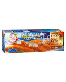 Produktabbildung: iglo Fischstäbchen 15 St.