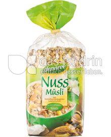 Produktabbildung: dennree Nuss-Müsli 750 g