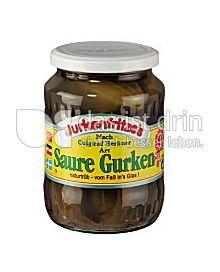 Produktabbildung: Jurkenfritze`s Berliner Saure Gurken 720 ml