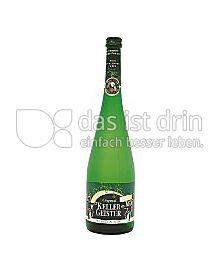 Produktabbildung: Keller-Geister Gold Extra halbtrocken 750 ml